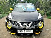 please mouse over this NISSAN JUKE thumbnail for larger photograph