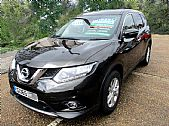 please mouse over this NISSAN X-TRAIL thumbnail for larger photograph