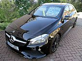 Please click here for more photographs of this A-CLASS
