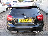 please mouse over this MERCEDES-BENZ A-CLASS thumbnail for larger photograph