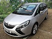 Please click here for more photographs of this ZAFIRA
