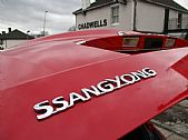 please mouse over this SSANGYONG KORANDO thumbnail for larger photograph