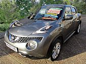 Please click here for more photographs of this JUKE