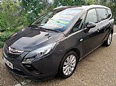 Please click here for more photographs of this ZAFIRA TOURER