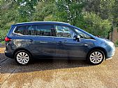 please mouse over this VAUXHALL ZAFIRA TOURER thumbnail for larger photograph