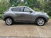 please mouse over this NISSANJUKE 1.2  thumbnail for larger photograph