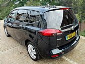 please mouse over this VAUXHALLZAFIRA TOURER thumbnail for larger photograph